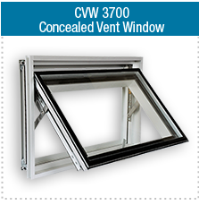 CVW 3700 Concealed Vent Window