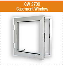 CW 3700 Casement Window