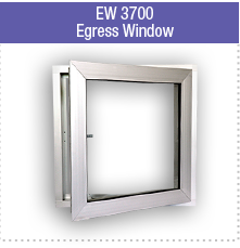 EW 3700 Egress Window