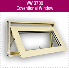 VW 3700 Conventional Window
