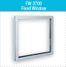 FW 3700 - Fixed Window